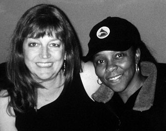 Kay D. Ray and Patrice Rushen
